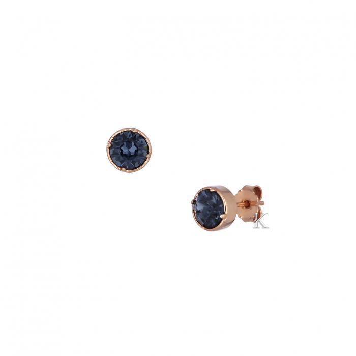 SKU-36286 / Σκουλαρίκια Ασήμι 925° με Ζιργκόν