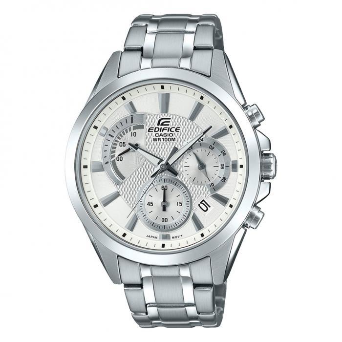 SKU-37744 / CASIO Edifice Chronograph Stainless Steel Bracelet
