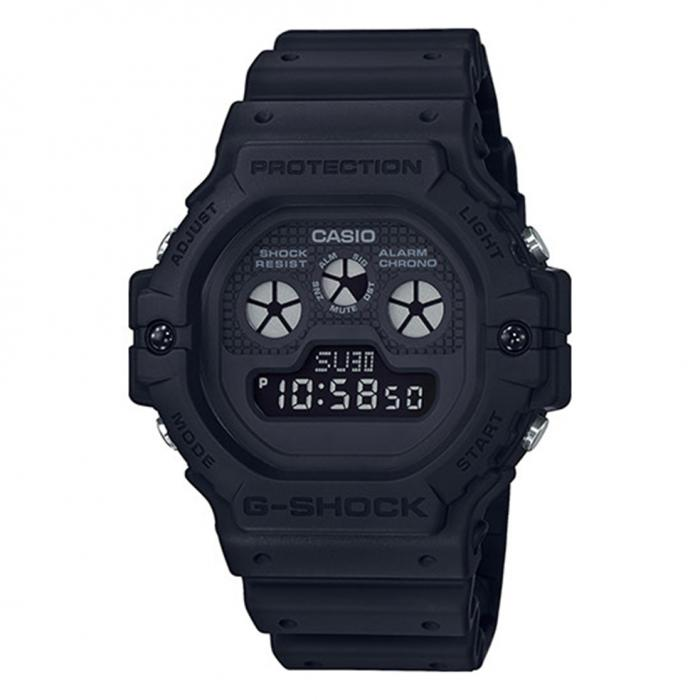 SKU-37735 / CASIO G-Shock Black Rubber Strap