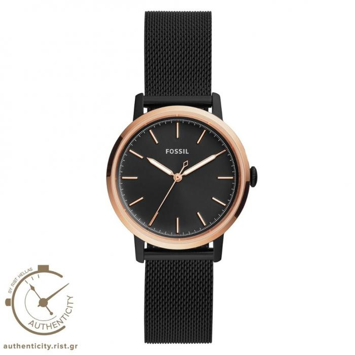 SKU-37631 / FOSSIL Neely Black Stainless Steel Bracelet
