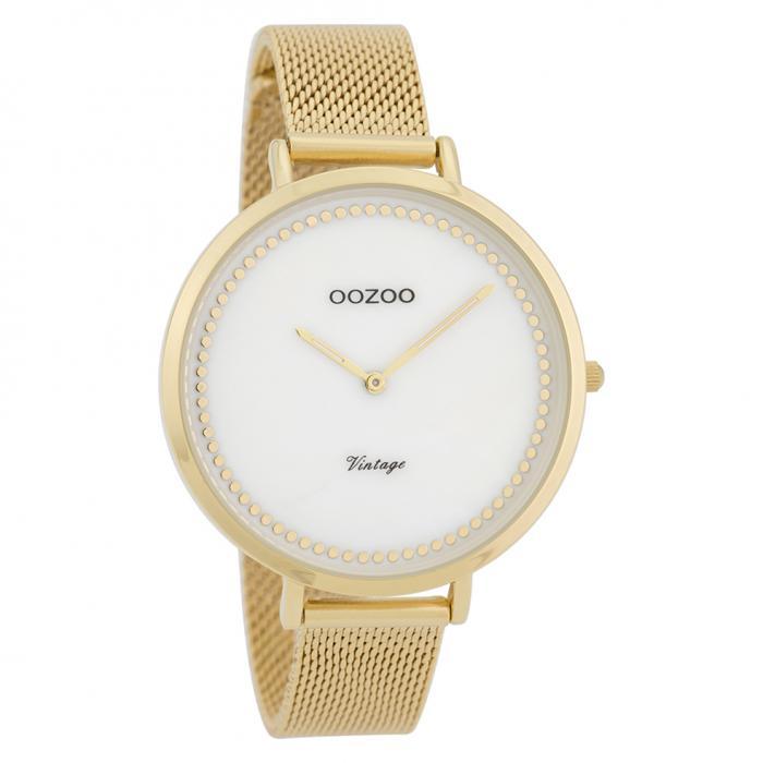 SKU-37167 / OOZOO Vintage Gold Metallic Bracelet