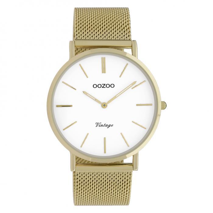 SKU-37786 / OOZOO Vintage Gold Metallic Bracelet