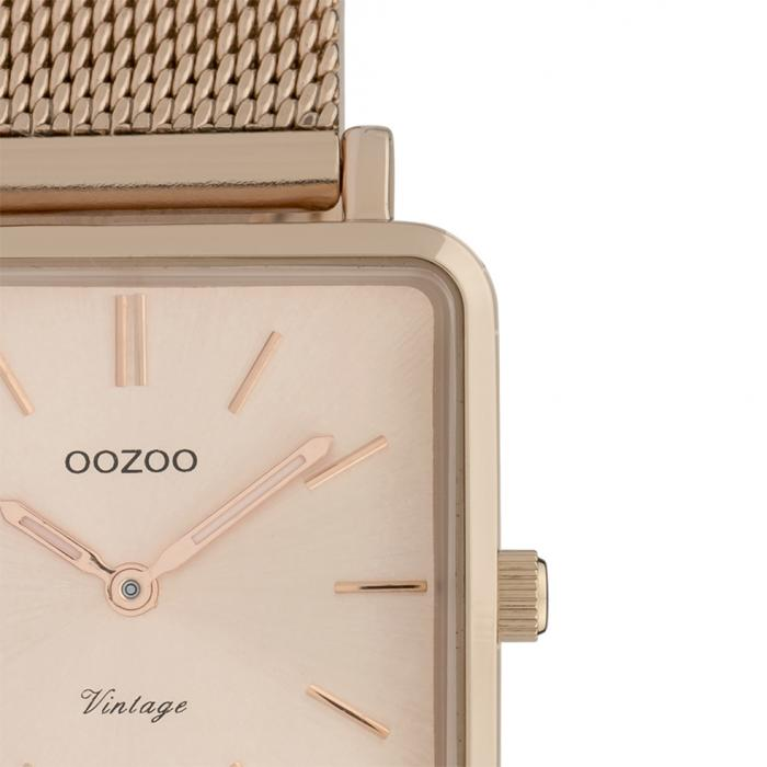 SKU-37153 / OOZOO Vintage Rose Gold Metallic Bracelet