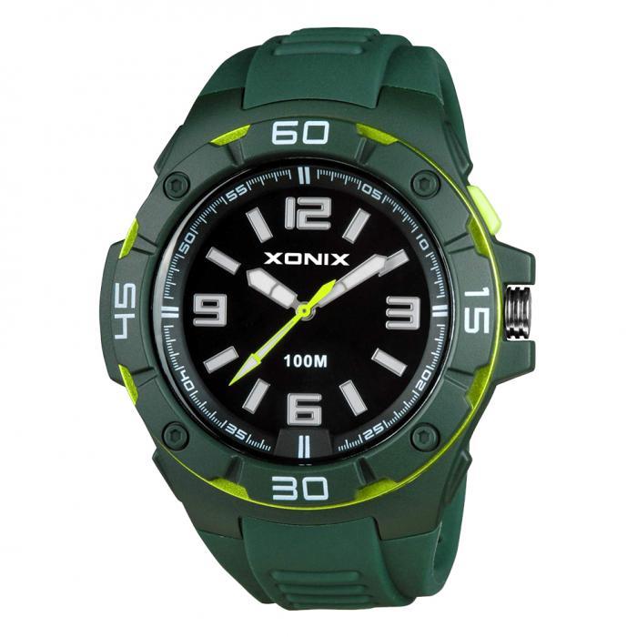 SKU-38035 / XONIX Green Silicone Strap