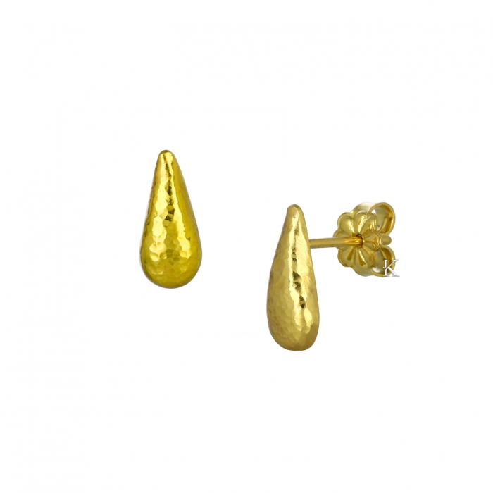 SKU-40392 / Σκουλαρίκια Χρυσός Κ18