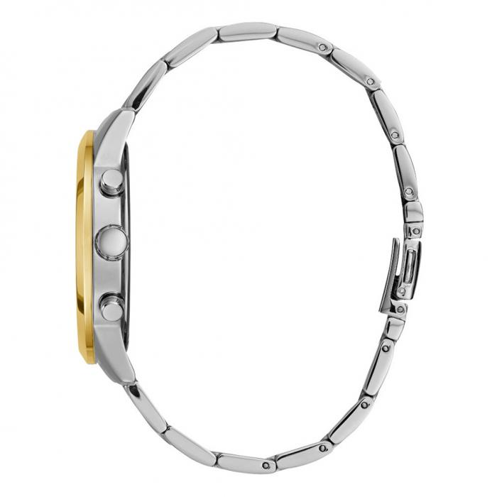 SKU-41990 / GUESS Two Tone Stainless Steel Bracelet