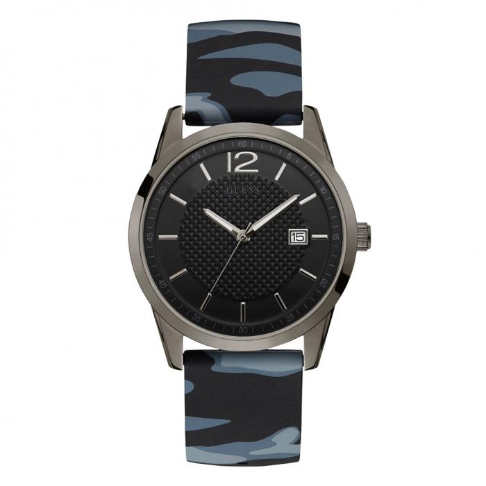 SKU-41280 / GUESS Military Rubber Strap