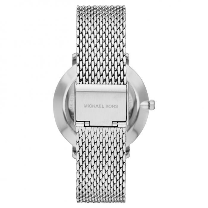SKU-41086 / MICHAEL KORS Pyper Crystals Silver Stainless Steel Bracelet
