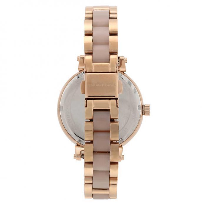 SKU-41681 / MICHAEL KORS Sofie Crystals Two Tone Stainless Steel Bracelet
