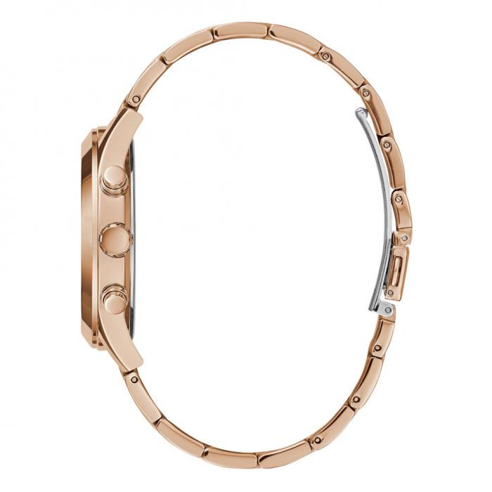 GUESS Rose Gold Stainless Steel Bracelet