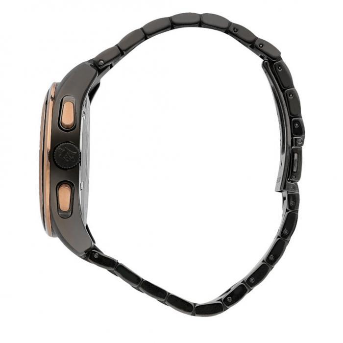 SKU-42491 / MASERATI Traguardo Stainless Steel Bracelet