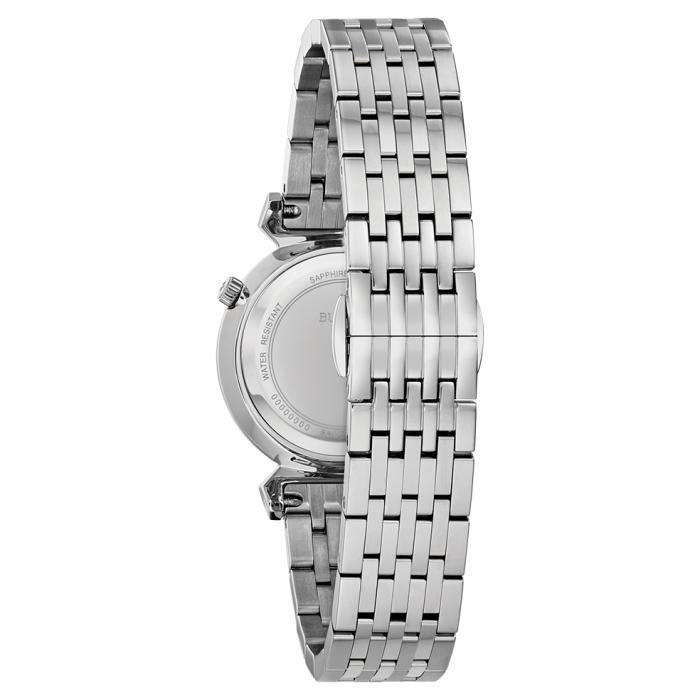 SKU-43446 / BULOVA Regatta Silver Stainless Steel Bracelet