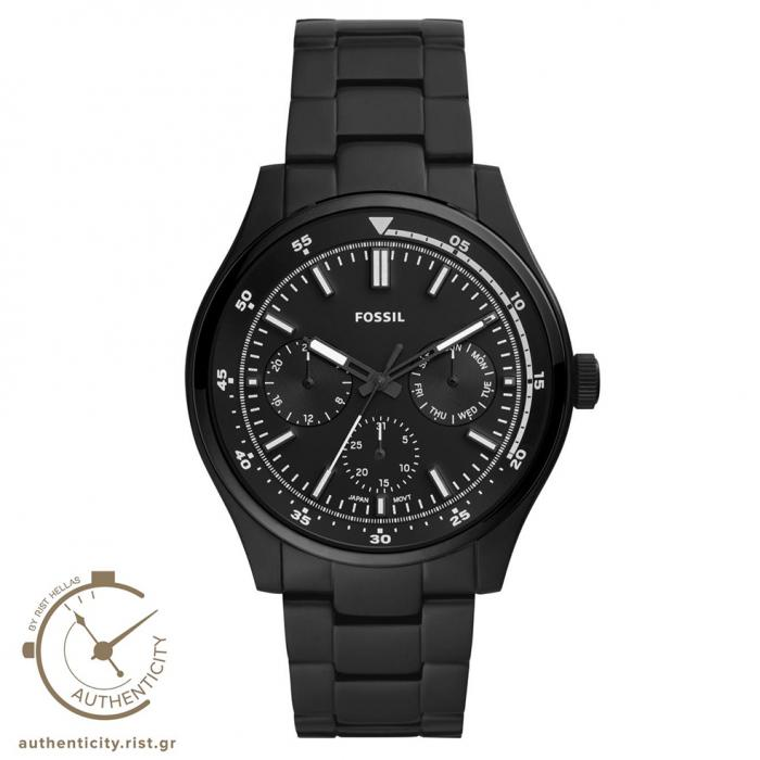 SKU-43130 / FOSSIL Belmar Black Stainless Steel Bracelet