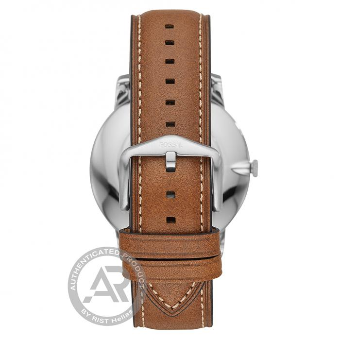 FOSSIL The Minimalist Brown Leather Strap