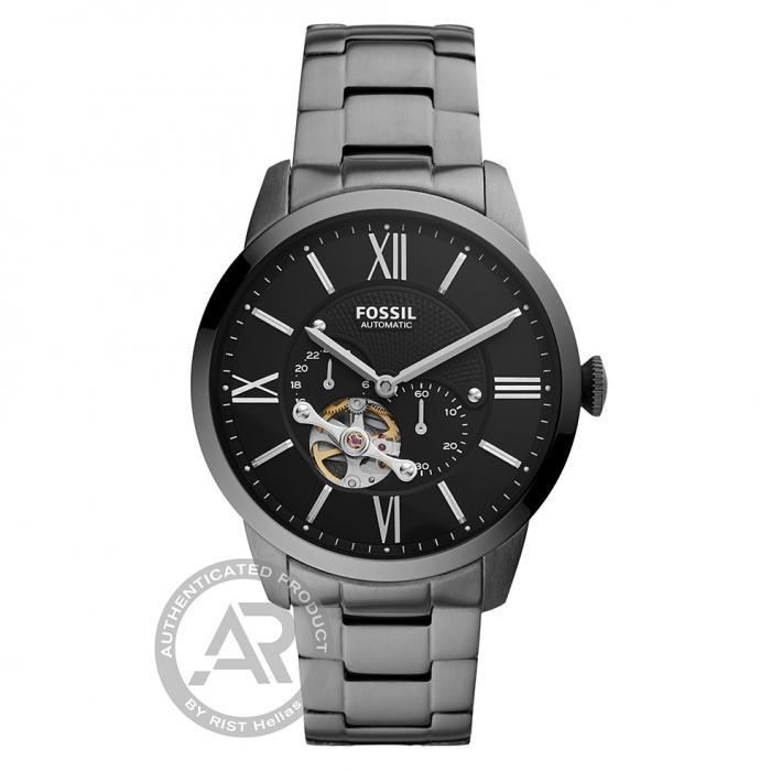 SKU-43953 / FOSSIL Townsman Automatic Grey Stainless Steel Bracelet