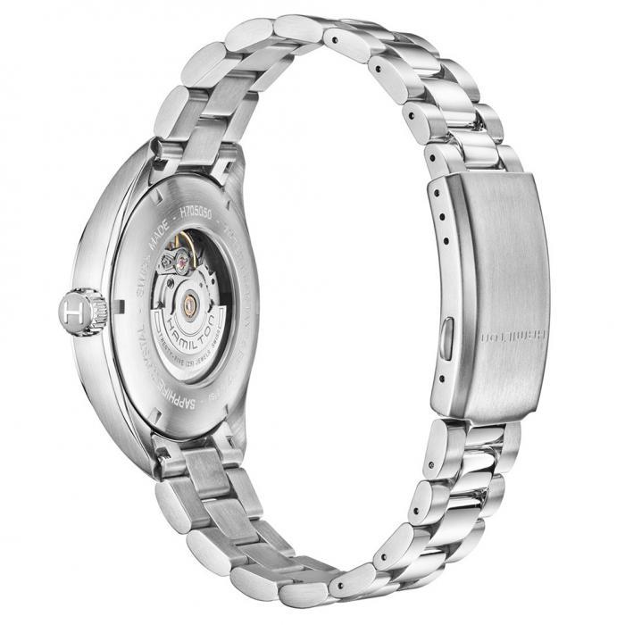 SKU-43540 / HAMILTON Khaki Field Automatic Stainless Steel Bracelet