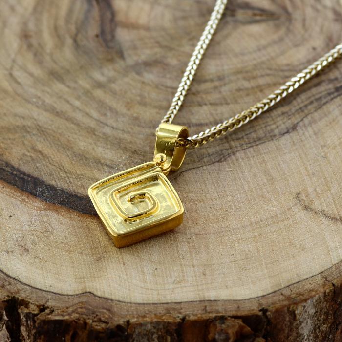 Μενταγιόν Χρυσός Κ18