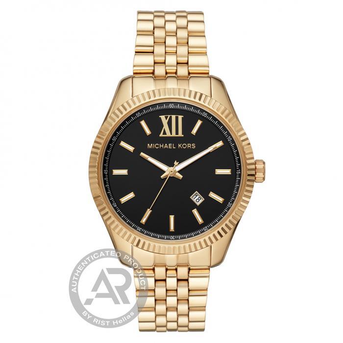 SKU-43966 / MICHAEL KORS Lexington Gold Stainless Steel Bracelet