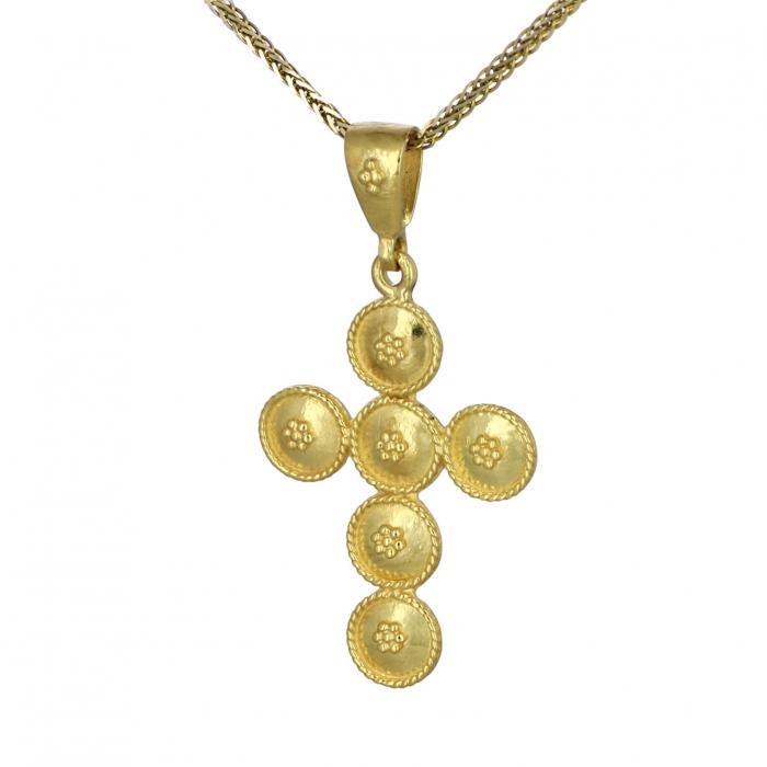 SKU-43404 / Σταυρός Χρυσός Κ18