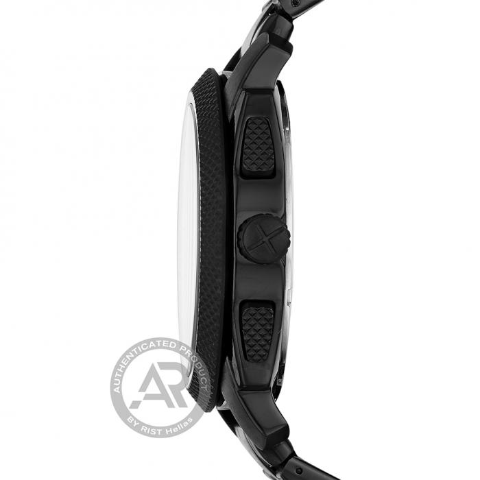 FOSSIL Machine Black Stainless Steel Bracelet