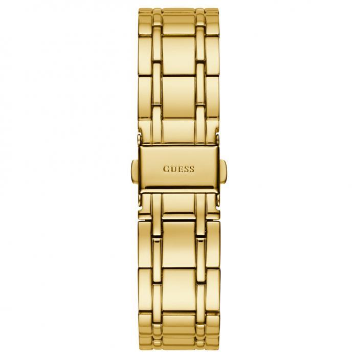SKU-44378 / GUESS Crystal Gold Stainless Steel Bracelet