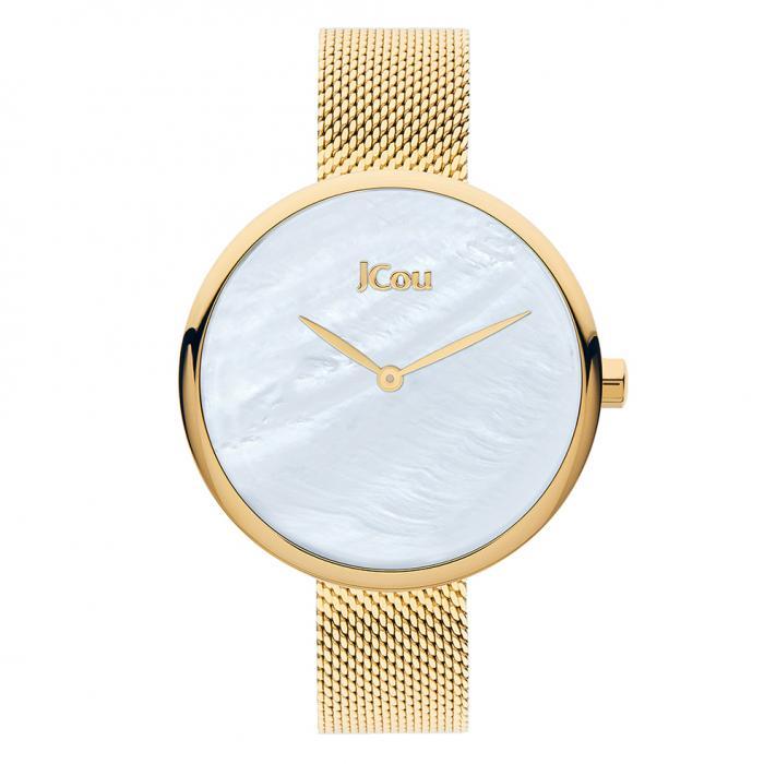 SKU-44962 / JCOU Luna Gold Stainless Steel Bracelet