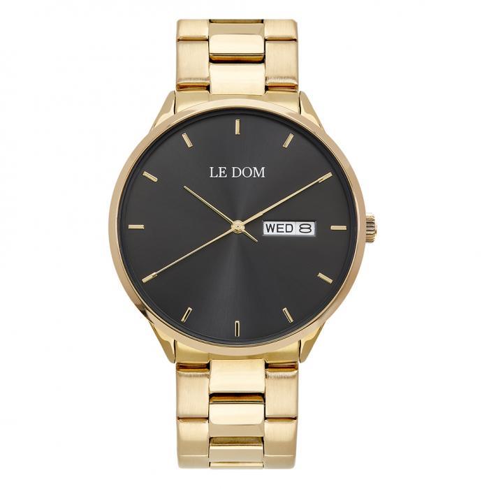 SKU-44139 / LE DOM Maxim Gold Stainless Steel Bracelet