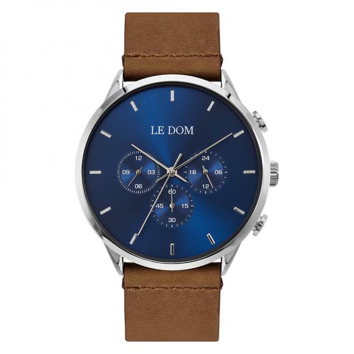 SKU-44948 / LE DOM Principal Brown Leather Strap