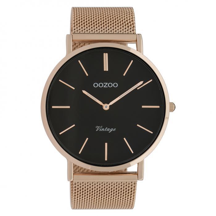 SKU-44834 / OOZOO Vintage Rose Gold Metallic Bracelet