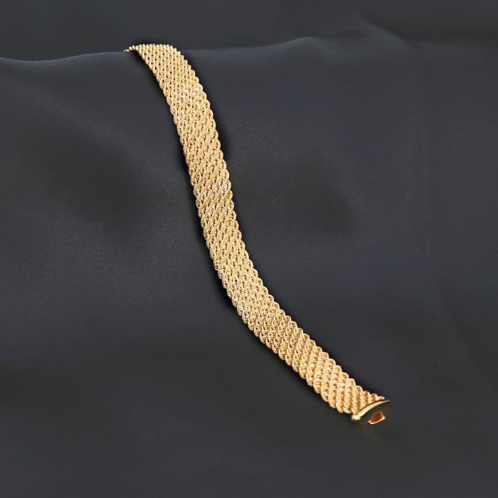 SKU-45323 / Βραχιόλι Χρυσός Κ14