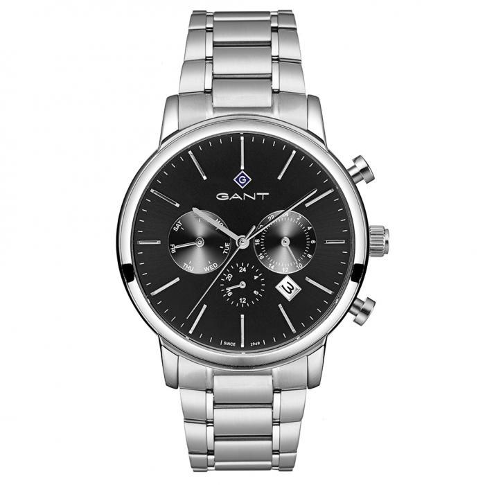SKU-45798 / GANT Cleveland Silver Stainless Steel Bracelet