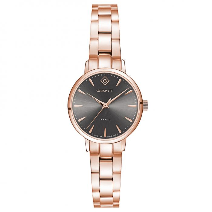SKU-45780 / GANT Park Avenue 28 Rose Gold Stainless Steel Bracelet