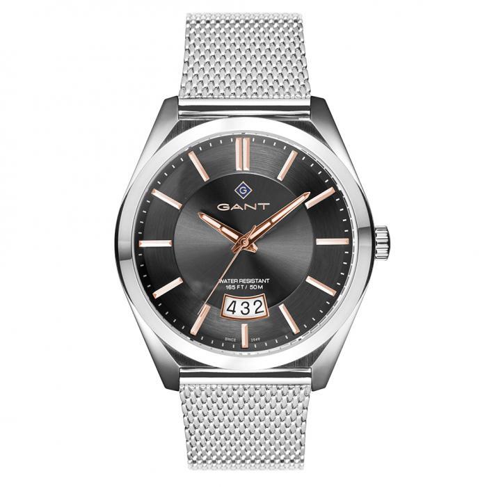 SKU-45810 / GANT Stanton Silver Stainless Steel Bracelet