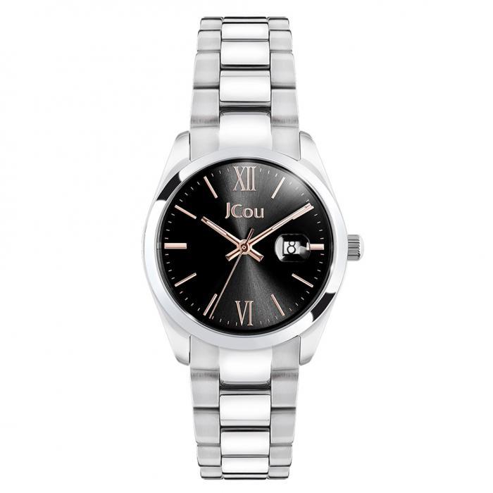 SKU-45744 / JCOU Elegance Petit Silver Stainless Steel Bracelet