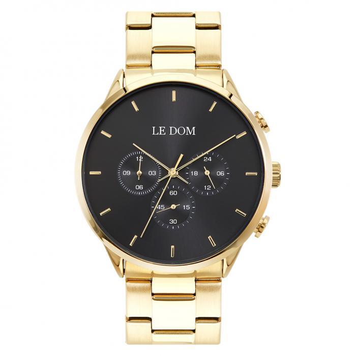 SKU-45735 / LE DOM Principal Gold Stainless Steel Bracelet
