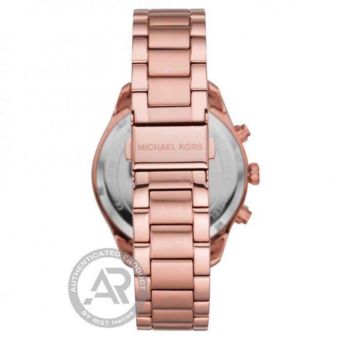 SKU-45892 / MICHAEL KORS Layton Rose Gold Stainless Steel Bracelet