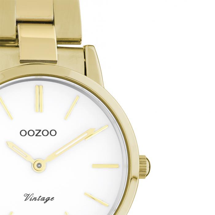SKU-45379 / OOZOO Timepieces Summer Gold Metallic Bracelet