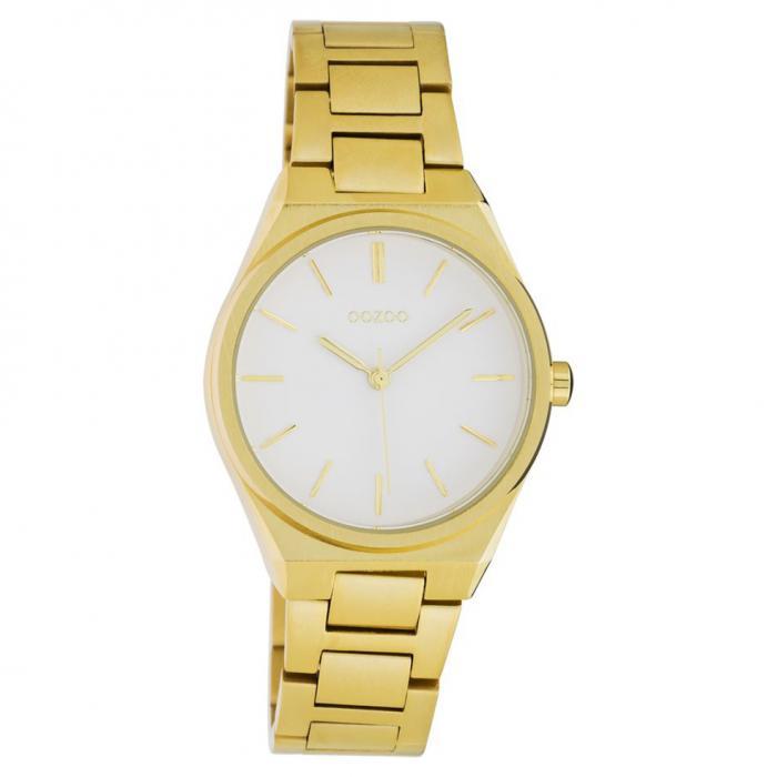 SKU-45688 / OOZOO Timepieces Summer Gold Metallic Bracelet