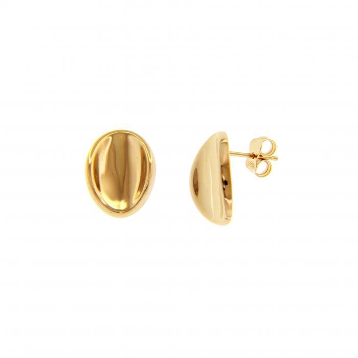 SKU-45306 / Σκουλαρίκια Καρφωτά Χρυσός Κ14
