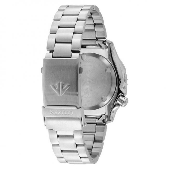 SKU-46882 / CITIZEN Promaster Divers Automatic Silver Stainless Steel Bracelet