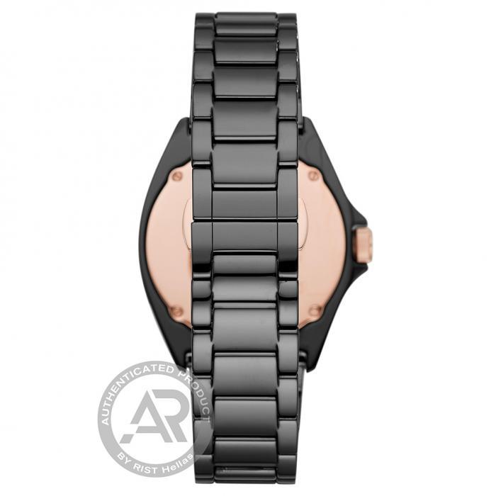 SKU-46148 / EMPORIO ARΜΑΝΙ Nicola Black Ceramic Bracelet