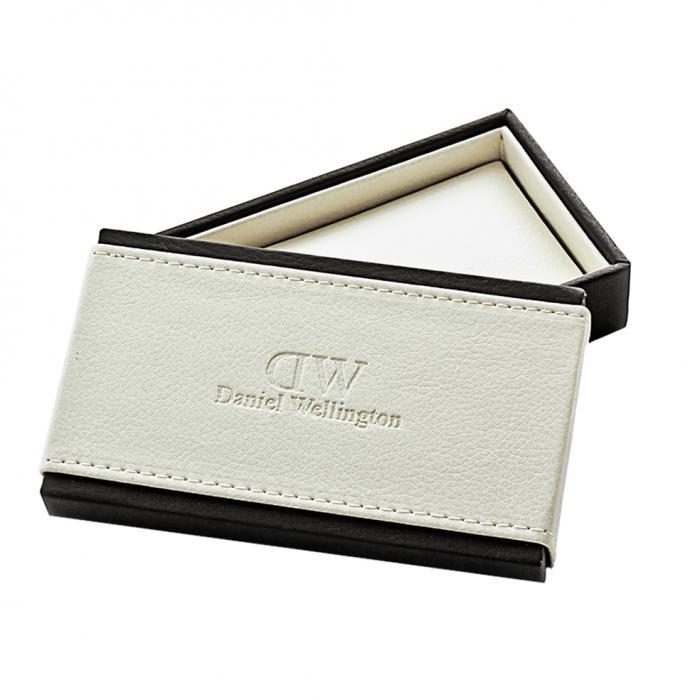 DANIEL WELLINGTON Iconic Link Silver Stainless Steel Bracelet