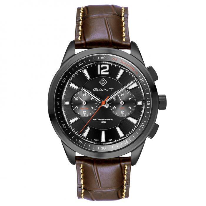 SKU-47614 / GANT Walworth Brown Leather Strap