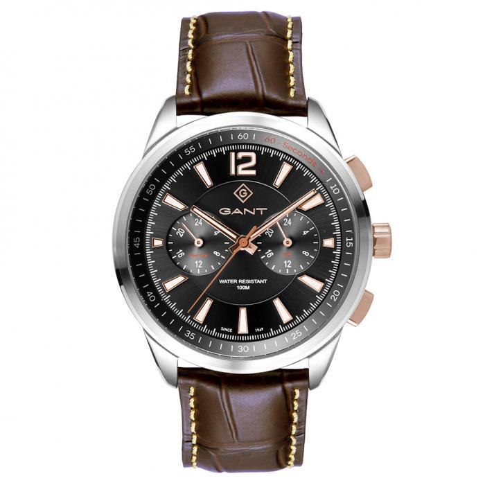 SKU-47616 / GANT Walworth Brown Leather Strap
