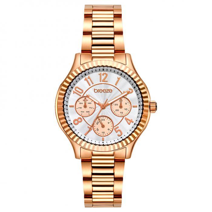 SKU-47953 / BREEZE Suprecious Rose Gold Stainless Steel Bracelet