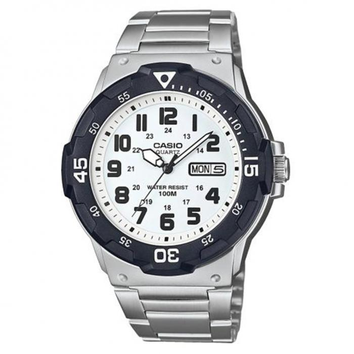 SKU-47364 / CASIO Silver Stainless Steel Bracelet