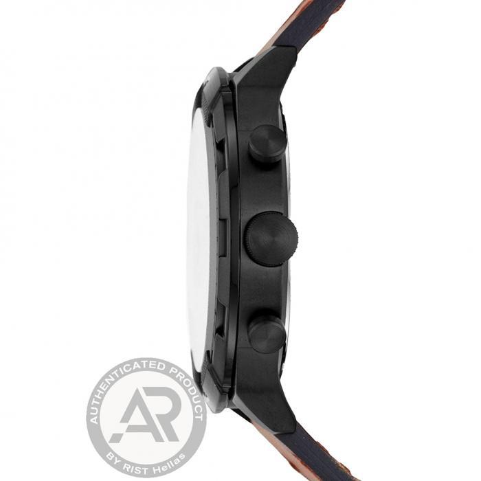 SKU-47084 / FOSSIL Bronson Chronograph Brown Leather Strap