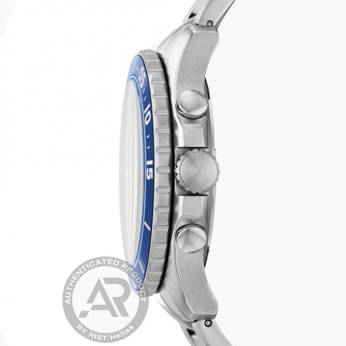 SKU-47085 / FOSSIL FB-03 Chronograph Stainless Steel Bracelet