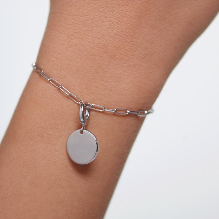Βραχιόλι PDPAOLA Amore Silver Ασήμι 925°