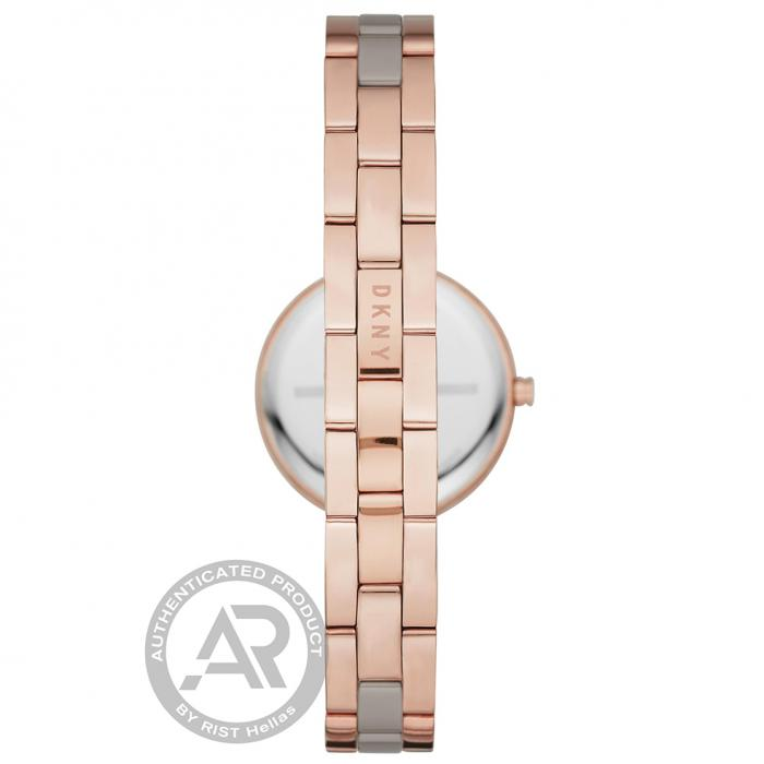 SKU-48249 / DKNY City Link Two Tone Stainless Steel Bracelet